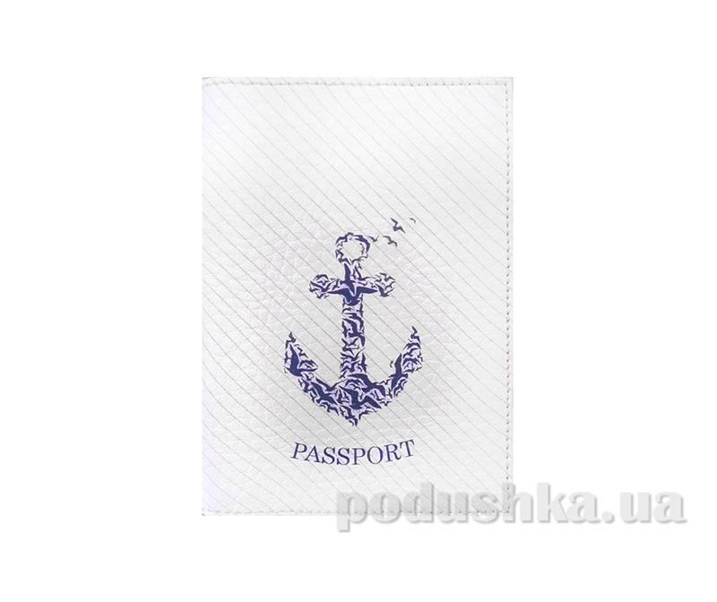 Обложка из эко-кожи Valex Паспорт моряка P-67