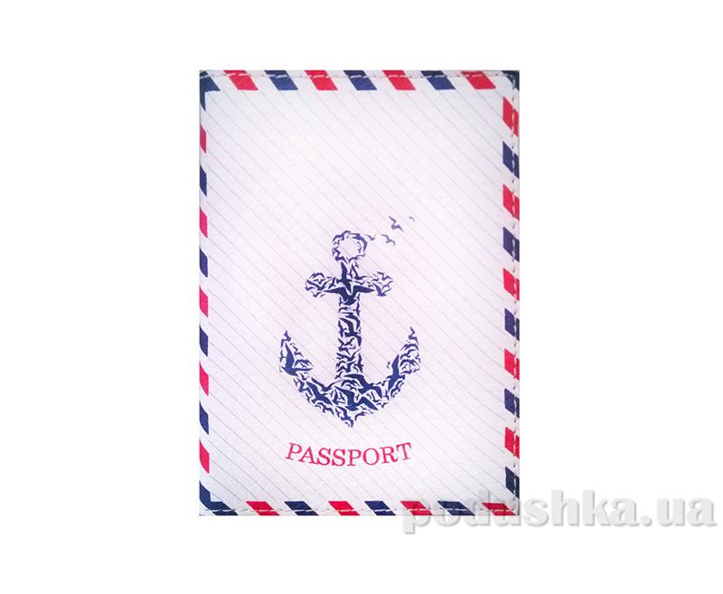 Обложка из эко-кожи Valex Паспорт моряка P-71