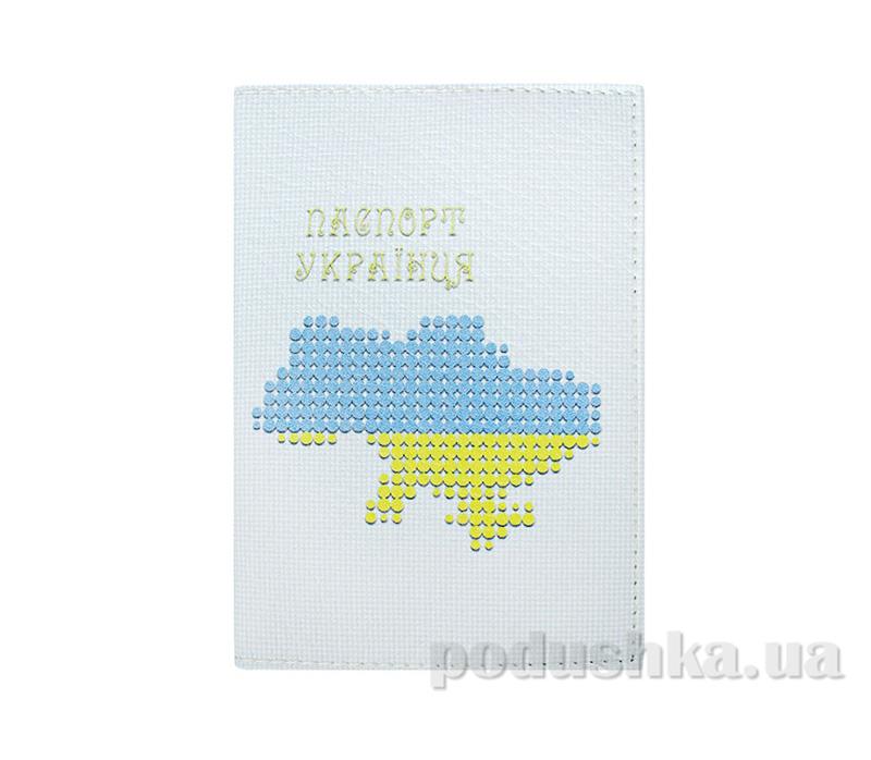 Обложка из эко-кожи Valex Паспорт украинца P-03