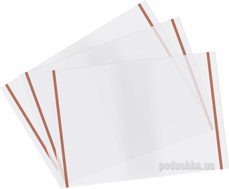 Обложка универсальная с самоклеющимися клапанами Panta Plast глянцевая