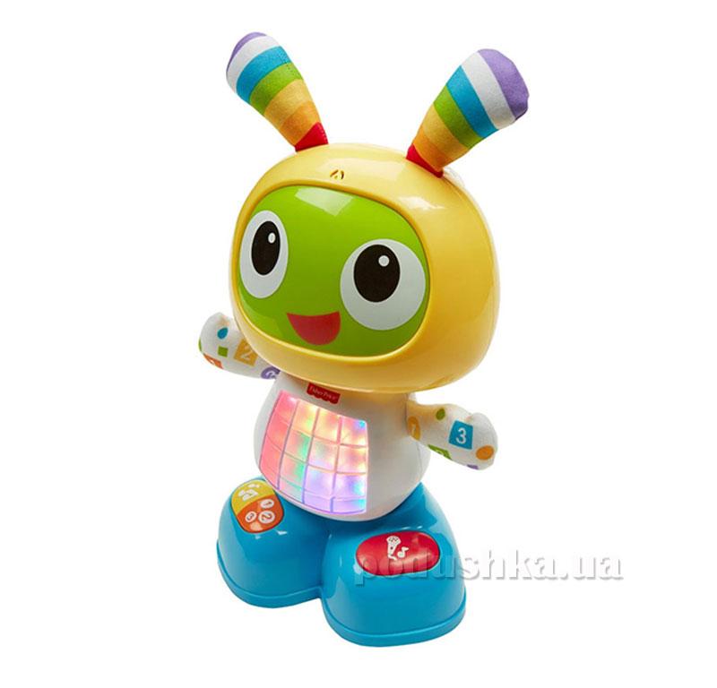 Обучающий робот Бибо Fisher-Price на русском DJX26