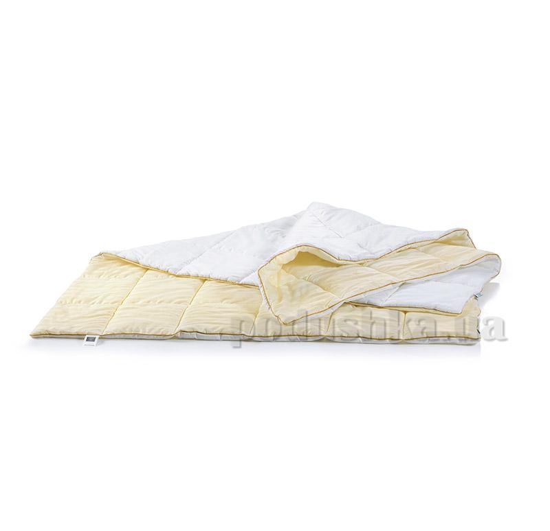 Одеяло антиаллергенное EcoSilk Carmela Деми Чехол сатин+микро 005 демисезонное 220х240 см вес 1140 г. MirSon