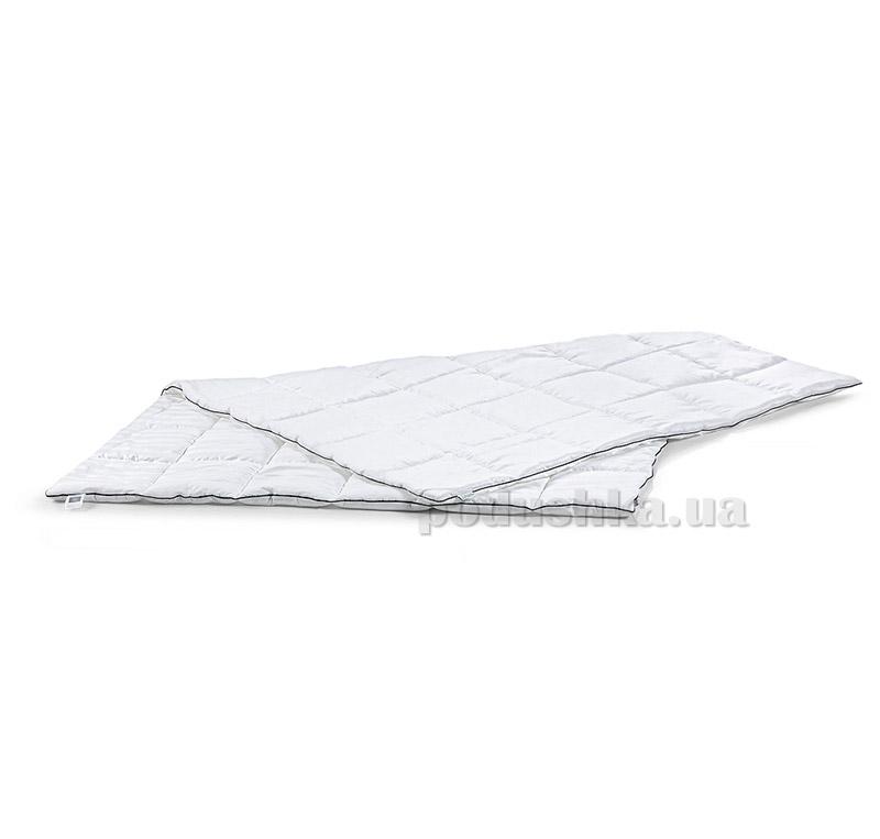 Одеяло антиаллергенное EcoSilk Royal Pearl Деми Чехол сатин+микро 006 демисезонное 220х240 см вес 1140 г. MirSon