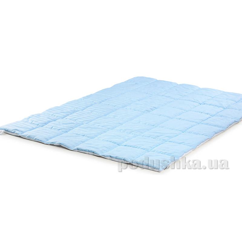 Одеяло антиаллергенное EcoSilk Valentino Деми Чехол сатин+микро 004 демисезонное 220х240 см вес 1140 г. MirSon