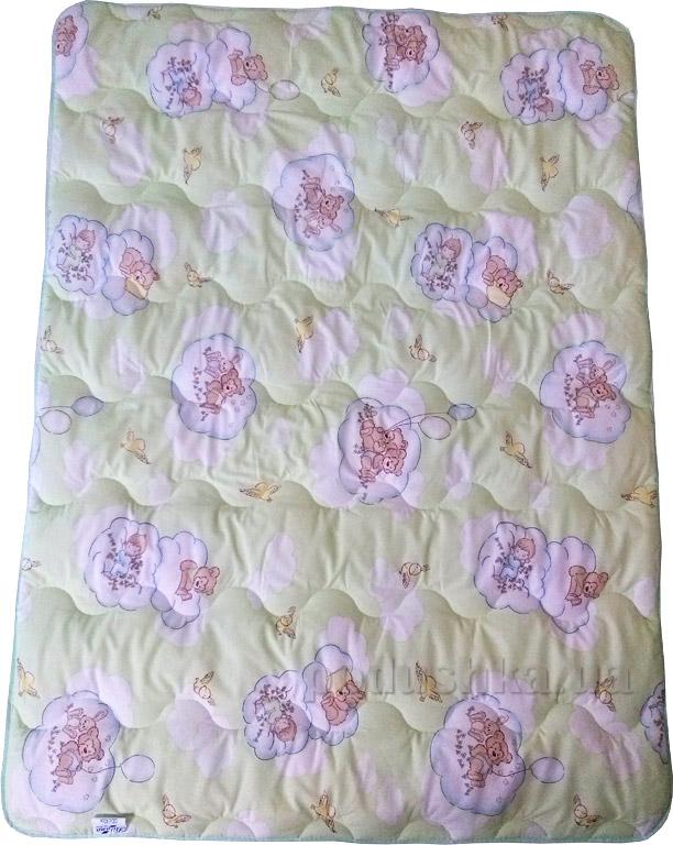 Одеяло детское демисезонное Билана Малыш антиаллергенное