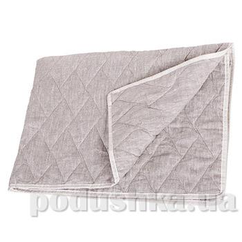 Одеяло детское льняное стёганое Хэппи лен