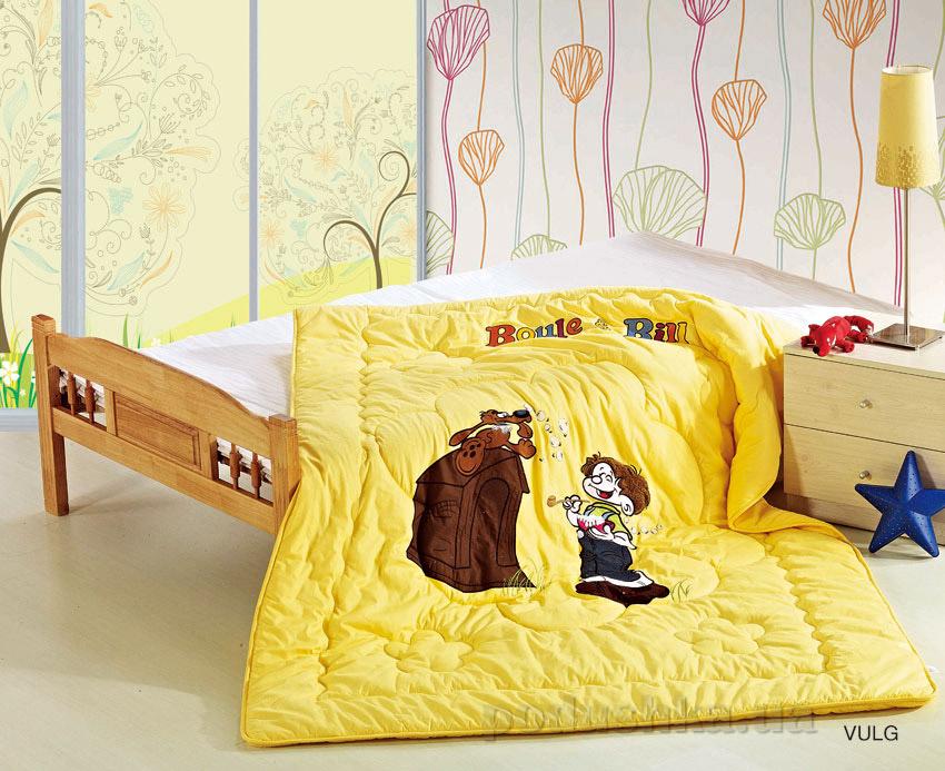 Одеяло детское с вышивкой Arya Vulg