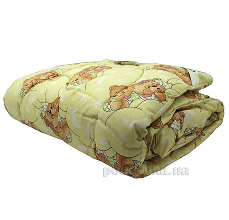 Одеяло детское шерстяное Руно