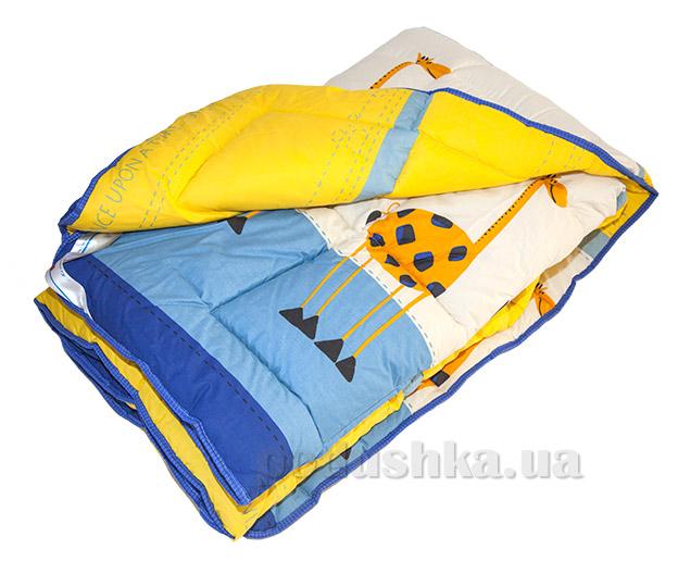 Одеяло детское шерстяное ТЕП 604 Жираф