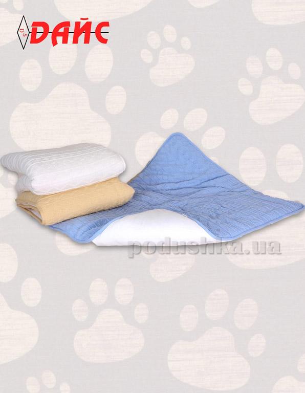 Одеяло детское вязаное Дайс 001100