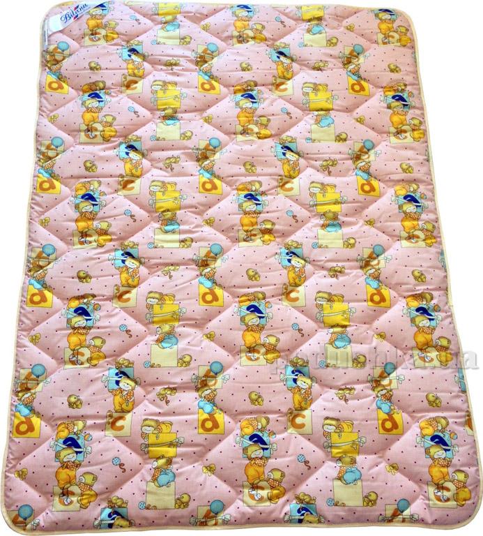 Одеяло детское зимнее Билана Малыш шерстяное