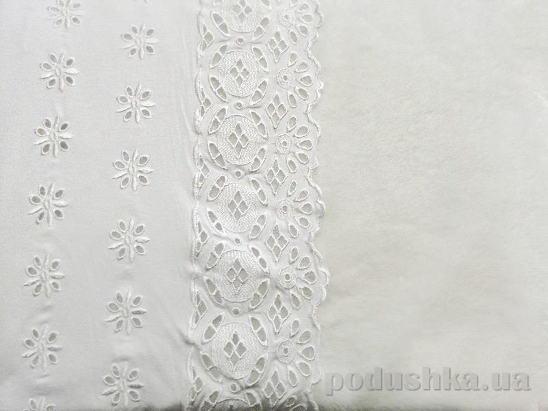 Одеяло для коляски Белый аист ВА7005