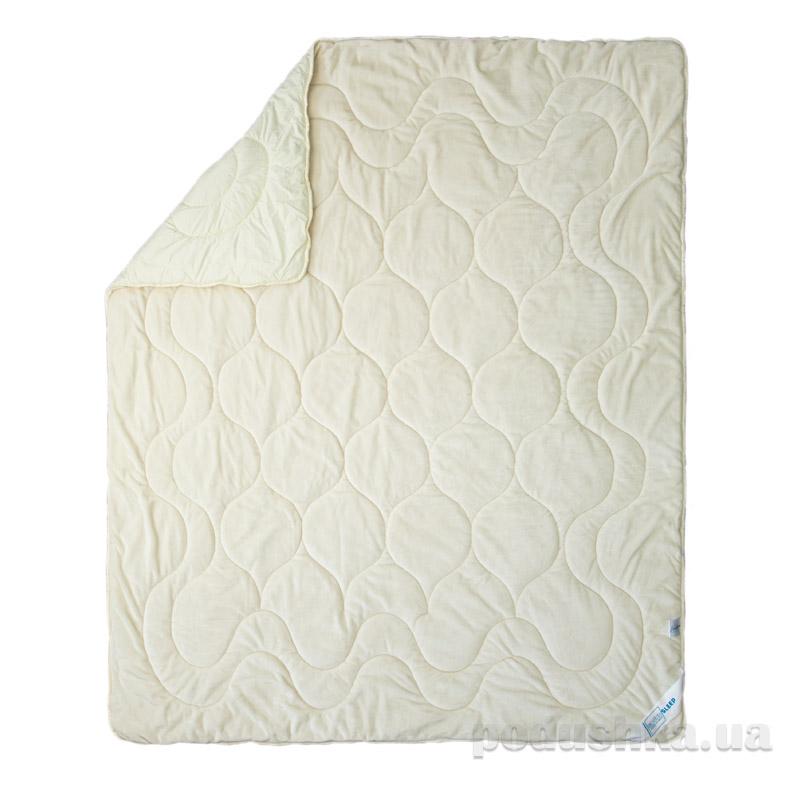 Одеяло двухстороннее махровое Cute SoundSleep молочное
