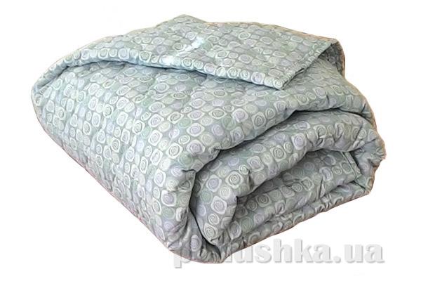 Одеяло льняное стёганое Хэппи лен в хлопке