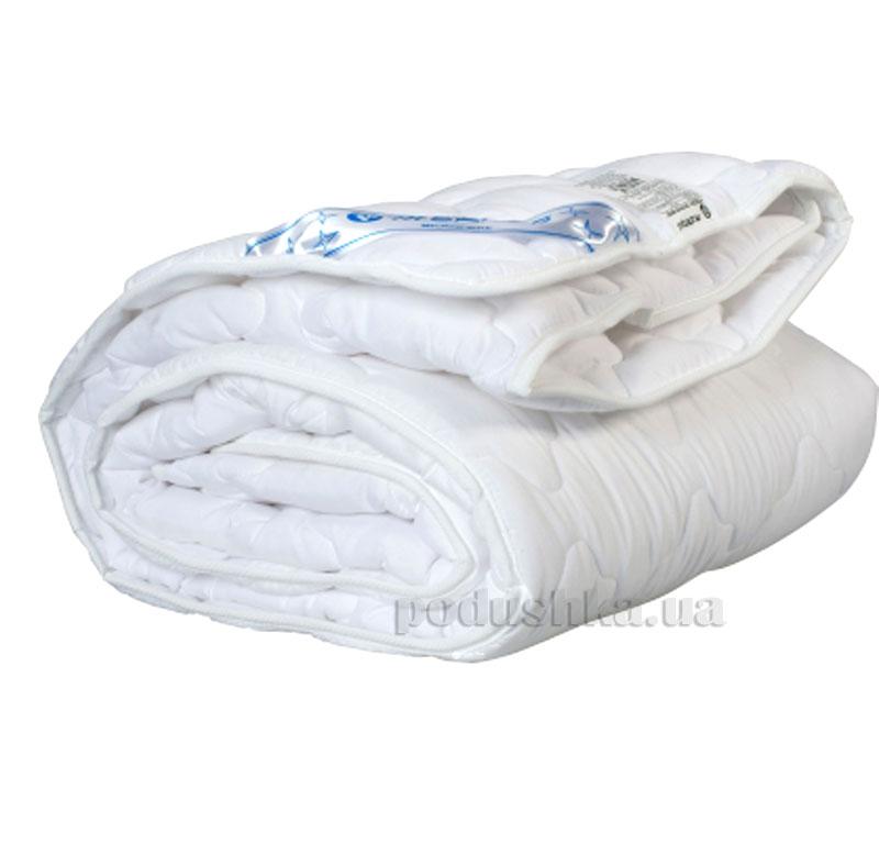 Одеяло стеганое в микрофибре Мяркис белое