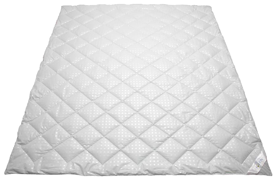 Одеяло пуховое IGLEN 70% пуха стеганое