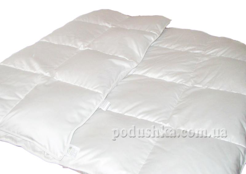 Одеяло пуховое IGLEN, 70% пух, кассетное