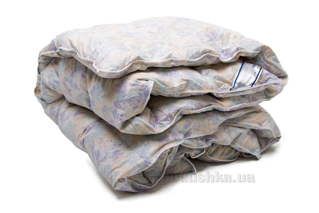 Одеяло пуховое кассетное Merkys Элегия