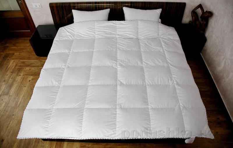 Одеяло пуховое в батистовом тике Iglen 100% пух