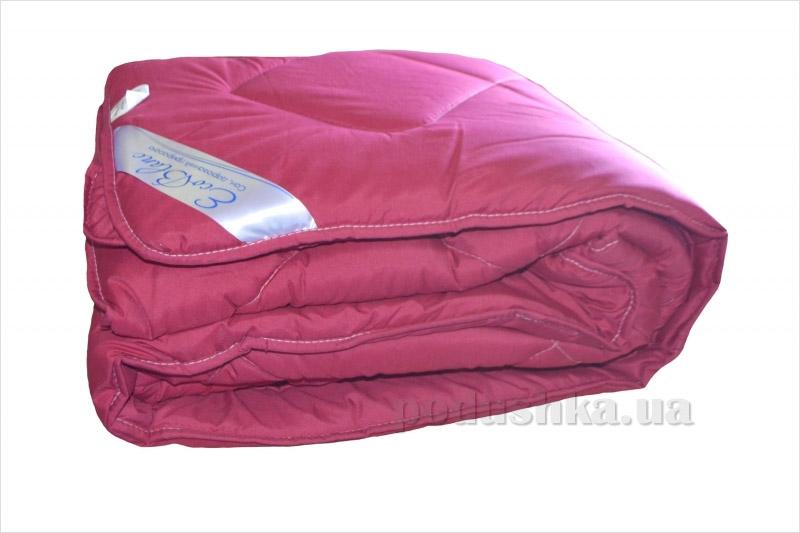 Одеяло Restline EcoBlanc Wool бордовое
