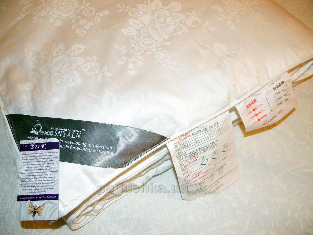 Одеяло шелковое Goldentex OD-462-1 белое