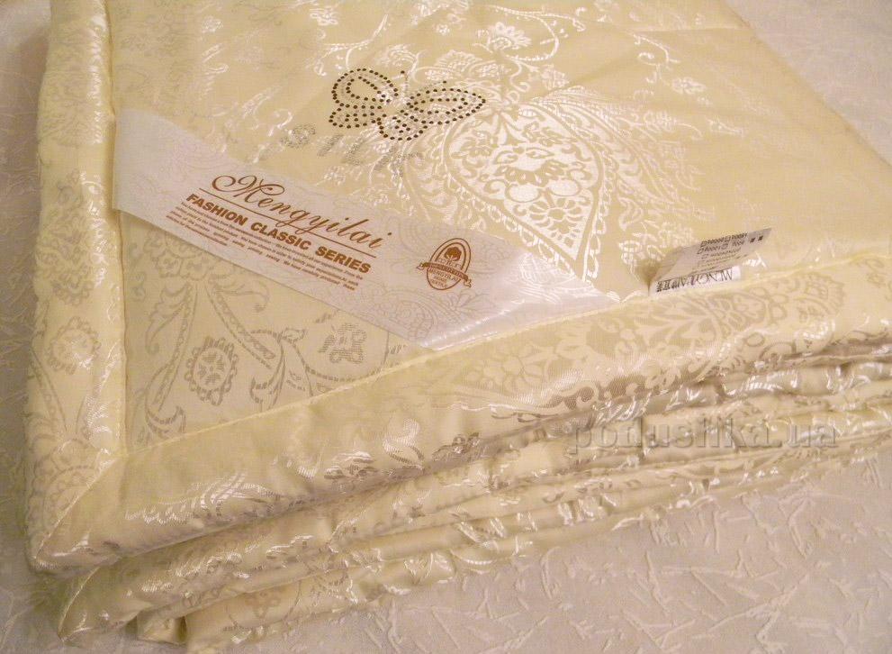 Одеяло шелковое стеганое Goldentex OD-470