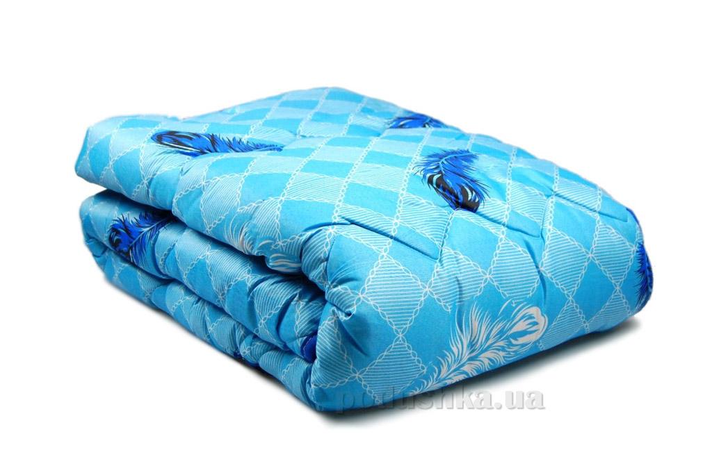 Одеяло шерстяное Home line зимнее поликоттон