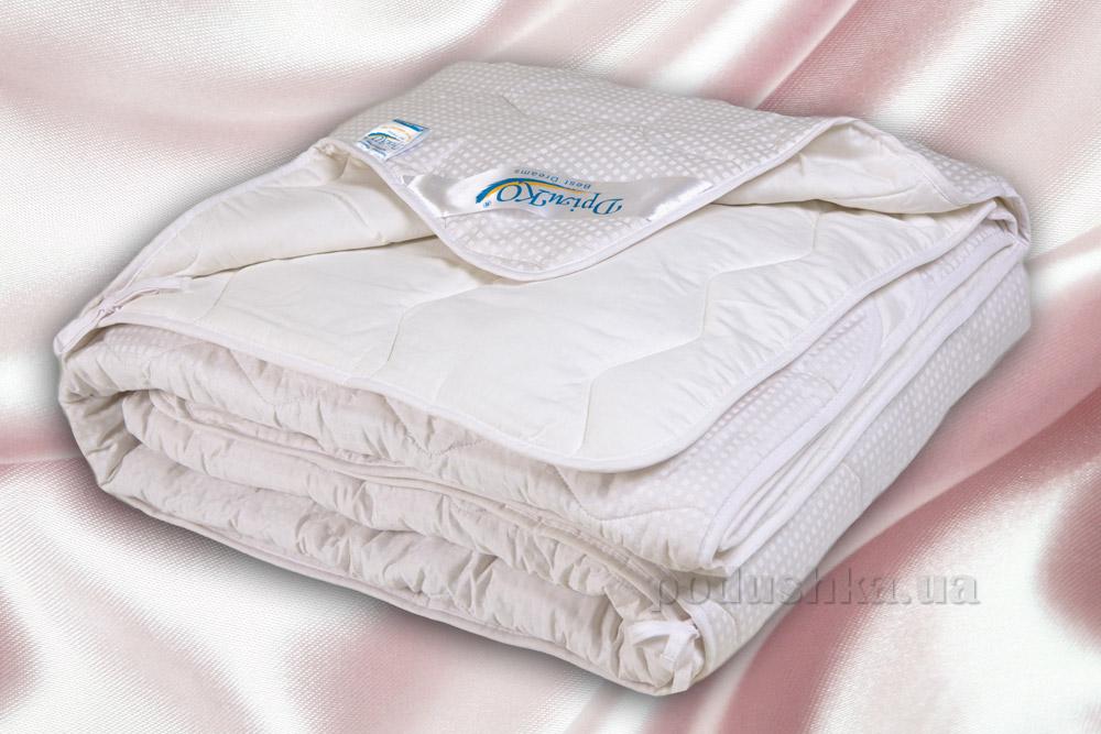 Одеяло шерстяное на завязках Дримко Double Nature