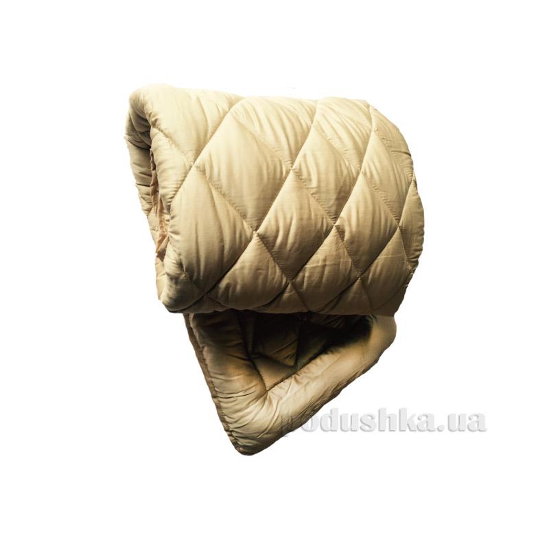 Одеяло шерстяное стеганое Lotus Camelot