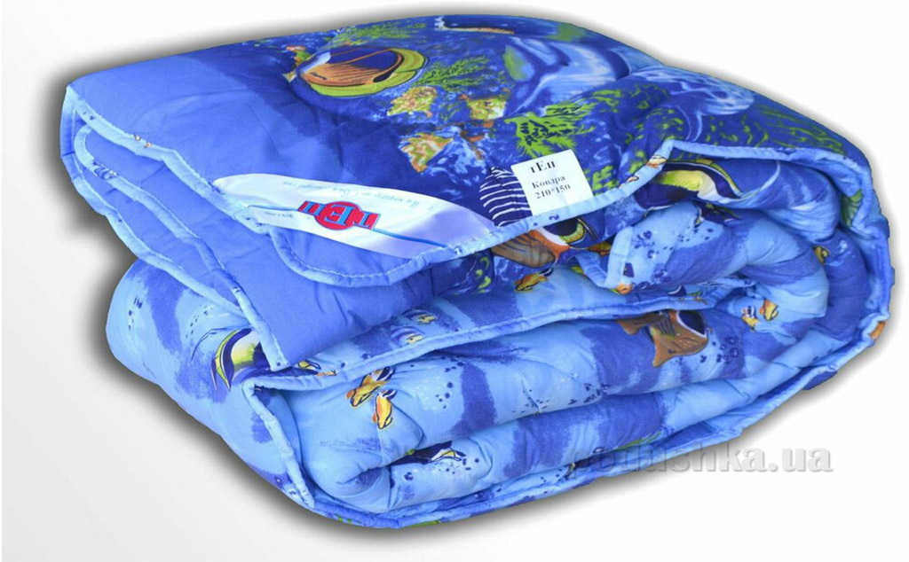Одеяло шерстяное ТЕП 593 Аквариум