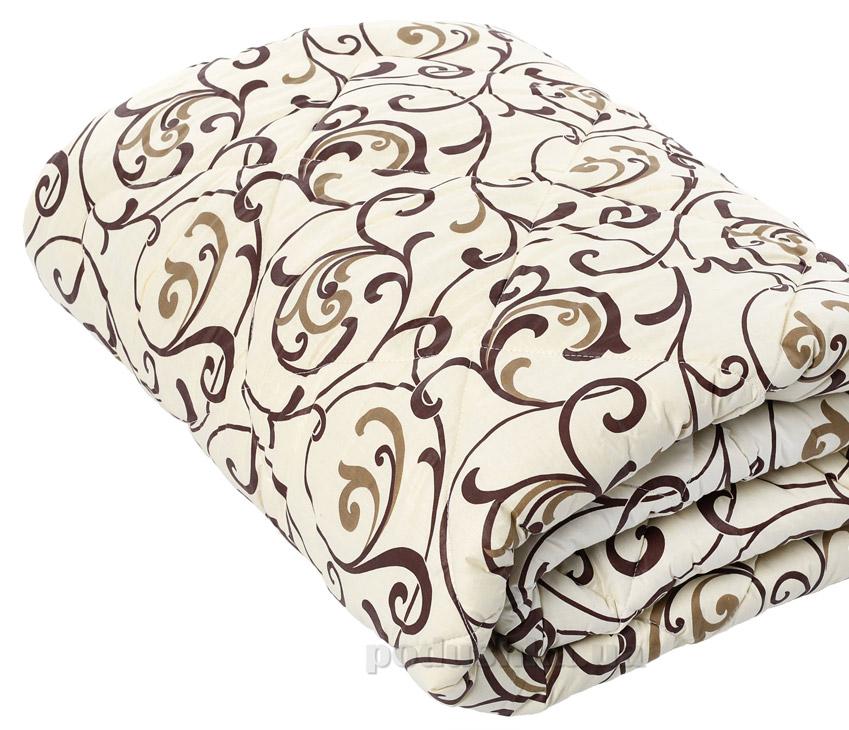 Одеяло Шерстяное ТМ Міцний сон Капучино