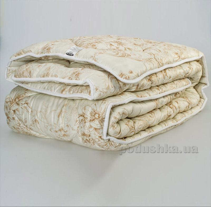 Одеяло Шерстяное ТМ Міцний сон Песочный сон