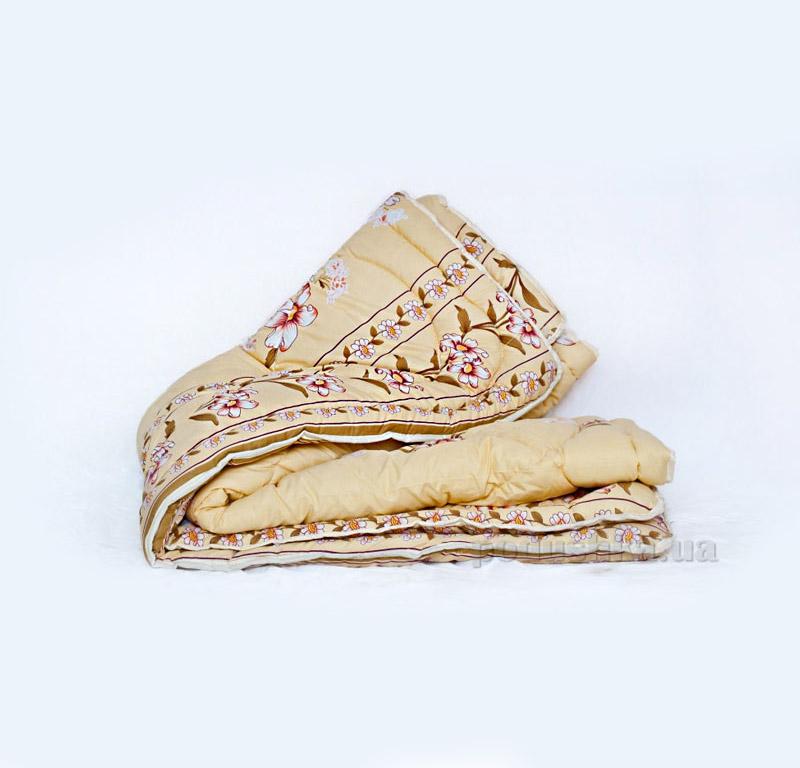 Одеяло силиконовое однослойное Homefort поликоттон цветное