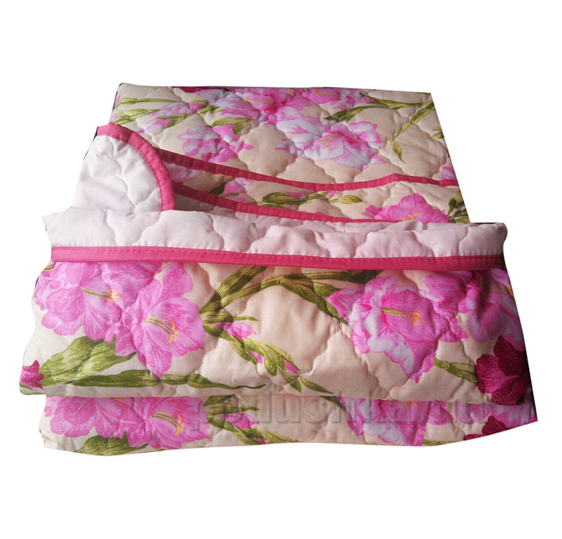 Одеяло стеганое легкое Zastelli Гладиолус