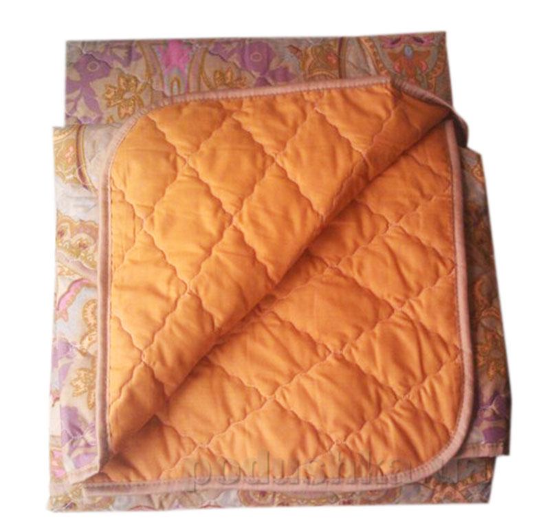 Одеяло стеганое легкое Zastelli Огурцы