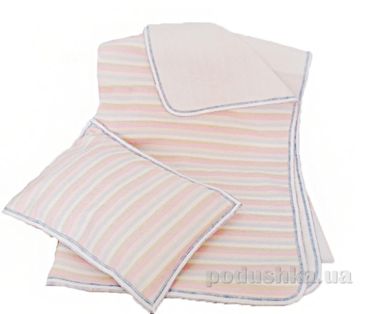 Одеяло в комплекте с подушкой Белый аист ВА7004