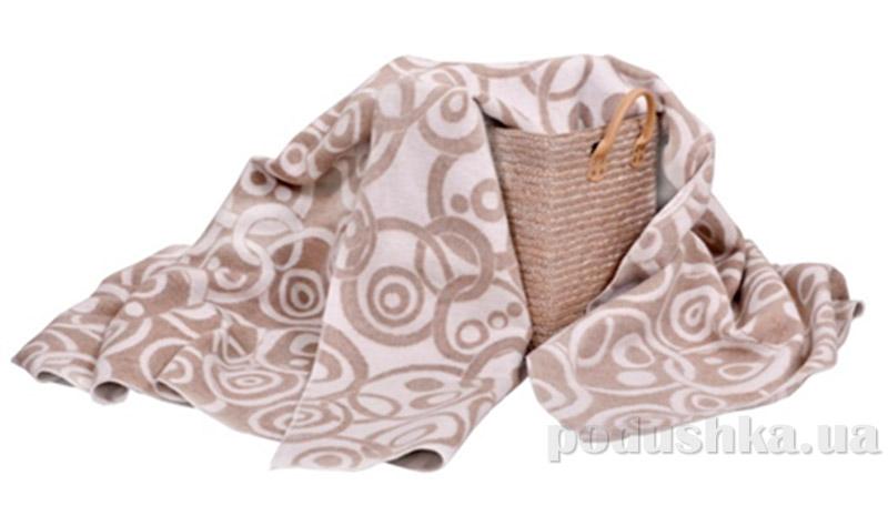 Одеяло-плед WOT Кольца АД 004/1