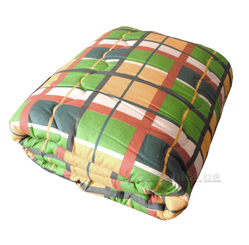 Одеяло зимнее шерстяное Home line клетчатое