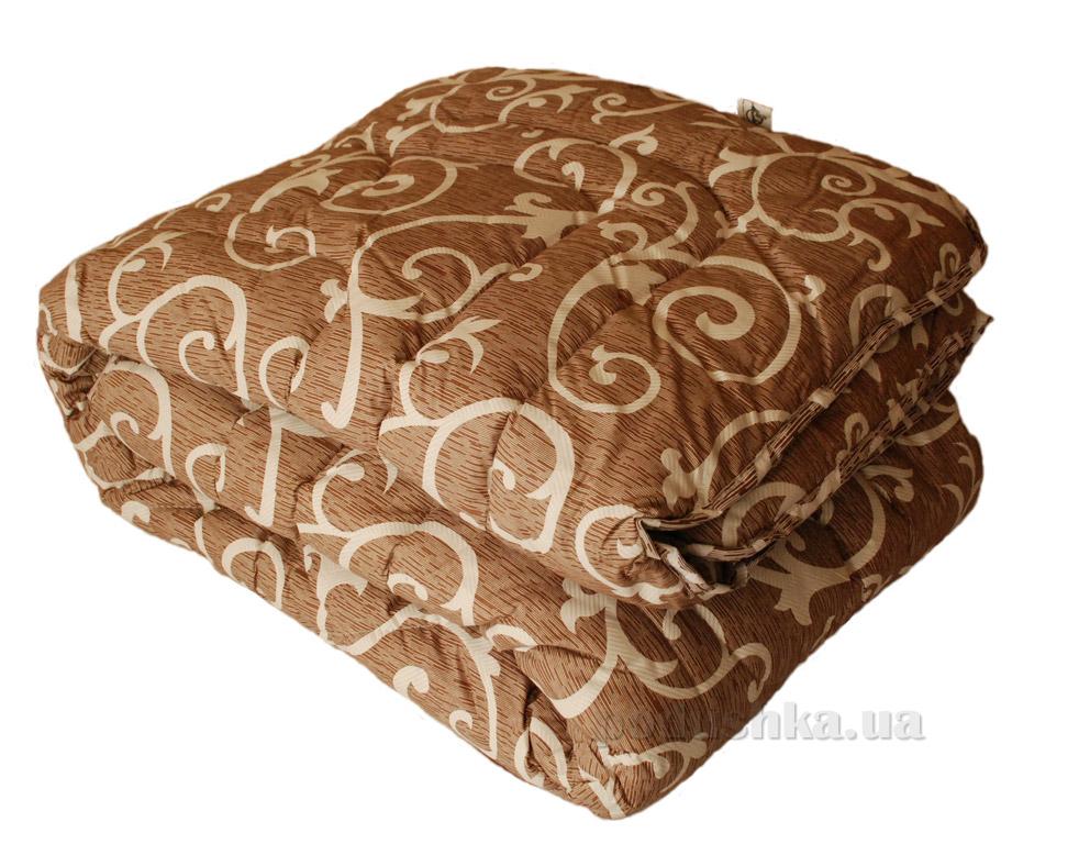 Одеяло зимнее шерстяное в бязи Dreams Malva 02