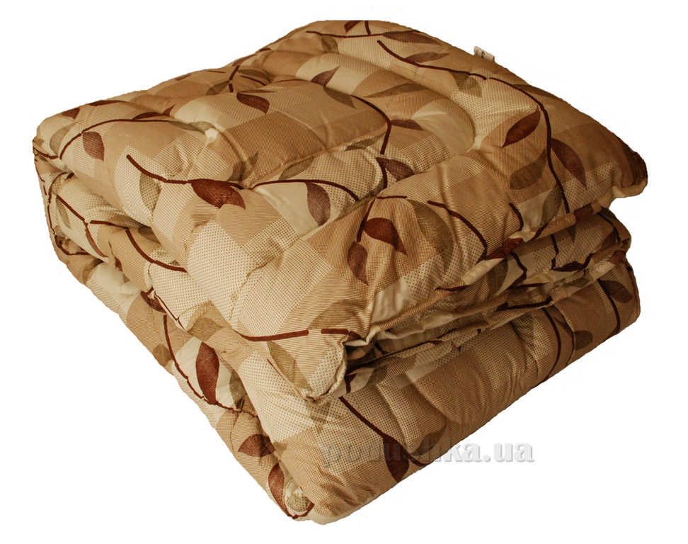 Одеяло зимнее шерстяное в бязи Dreams Malva 04