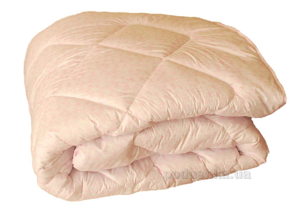 Одеяло зимнее шерстяное в микрофибре Dreams Malva 01