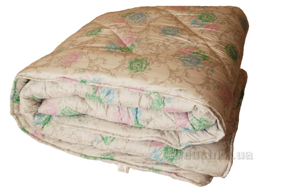 Одеяло зимнее шерстяное в микрофибре Dreams Malva 02
