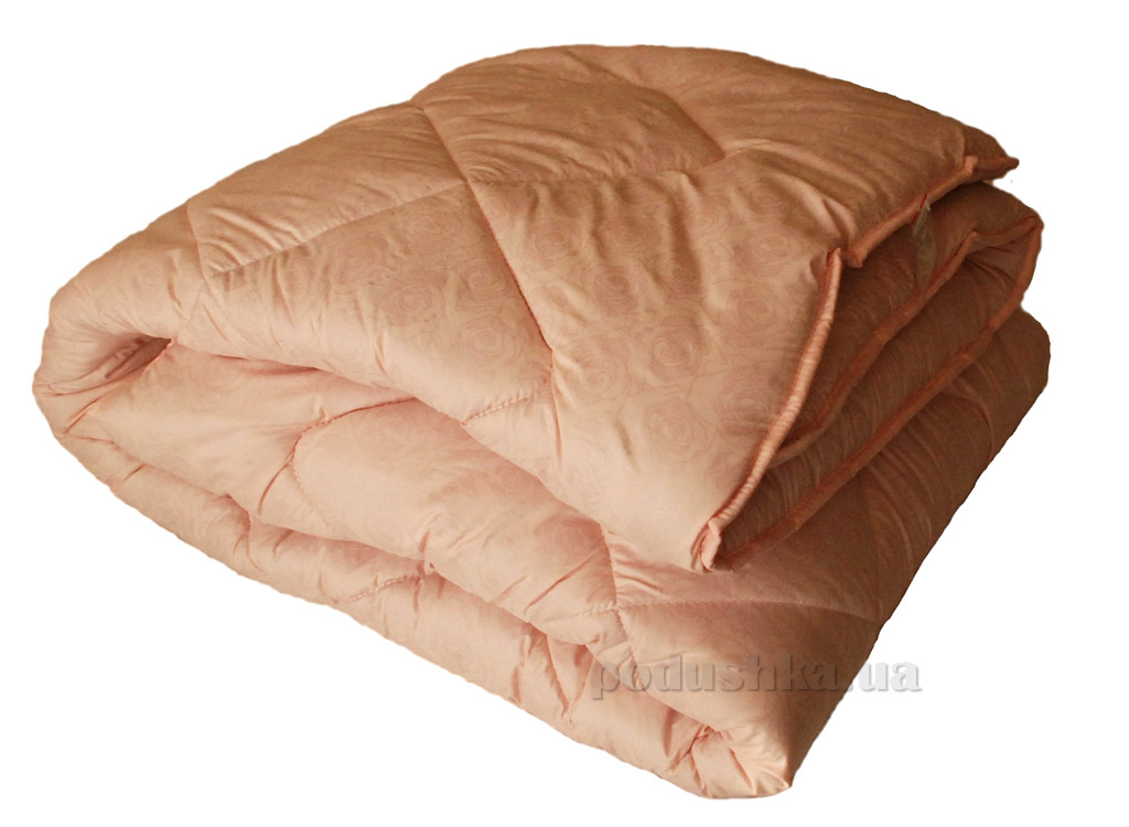 Одеяло зимнее шерстяное в микрофибре Dreams Malva 03