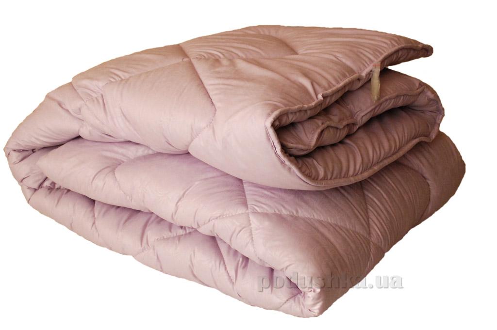 Одеяло зимнее шерстяное в микрофибре Dreams Malva 05