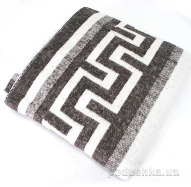 Одеяло-плед Vladi Греция бежево-коричневый