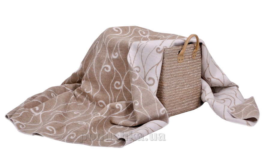 Одеяло-плед WOT Лианы 001/1