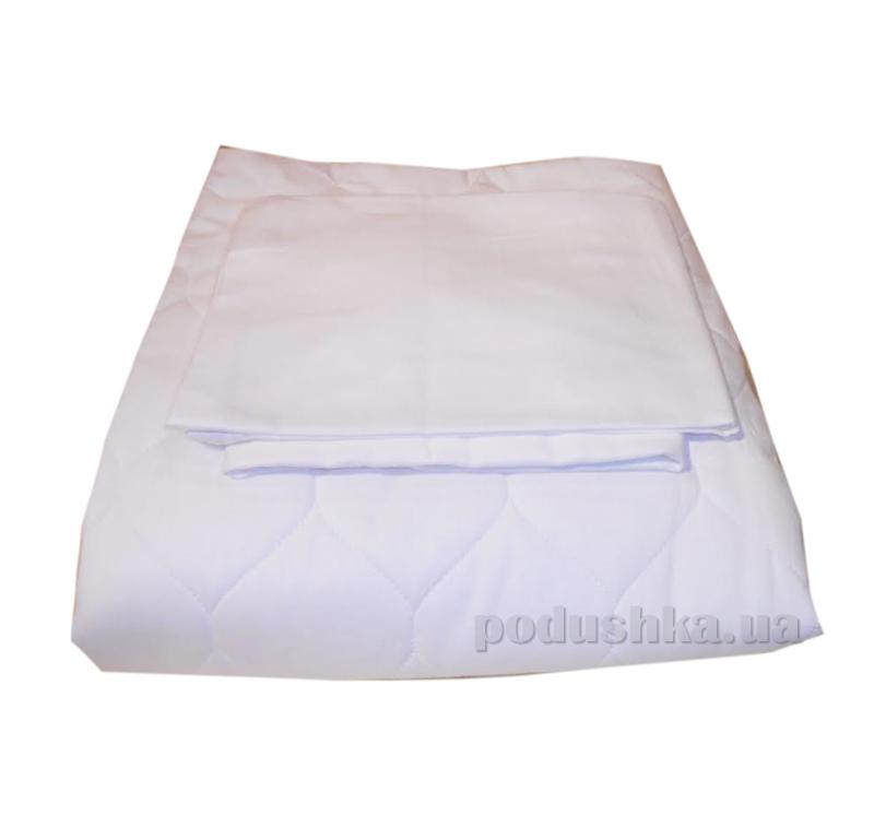 Одеяло-пододеяльник детский стеганый Руно 932.137.ЗЛУ