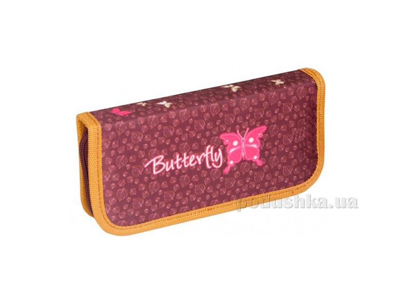 Одностворчатый пенал ZiBi Butterfly ZB14.0409BF для девочек