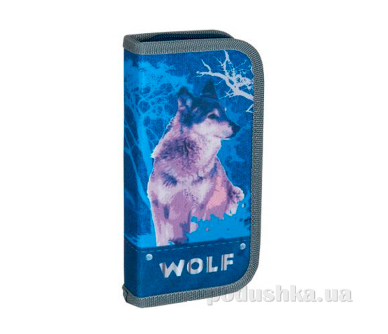 Одностворчатый пенал ZiBi Wolf ZB14.0413WL для мальчиков