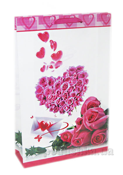 Пакет подарочный Романтика 592